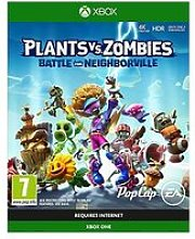 Xbox One Plants Vs Zombies: Battle For