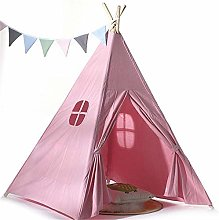 XBR Mini Kids Tent,Pink for girls tents, canvas