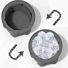 XBR Waterproof Ice Bucket, Mini Ice Cube