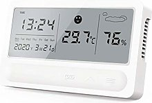 XBSJB Digital Thermometer Hygrometer Accurate Room