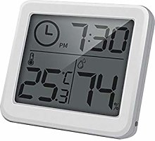 XBSJB Room Thermometer Hygrometer Thermometer And
