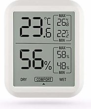 XBSJB Room Thermometer Indoor Monitor Temperature