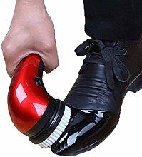 XBSXP Electric Shoe Polisher Brush, Shine Kit,