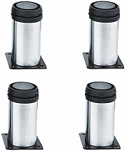 XCJJ Furniture Feet Thick Adjustable Stainless