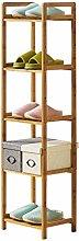 XCJJ Household Assembled Shoe Rack Bamboo