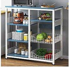 XCJJ Kitchen Shelves Shelf Shelving Storage Unit