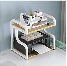 XCJJ Printer Desktop Stands Printer Cabinet -