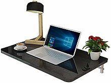 XCJJ Wall-Mounted Table Laptop Stand Folding Desk