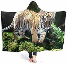 XCNGG Amur Tiger Cub Amur Tigers Hoodie Wearable