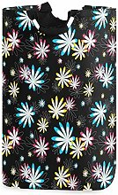 XCNGG Bright Flower Seamless Background Laundry
