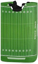 XCNGG Collapsible Laundry Basket American Football