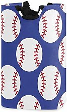 XCNGG Collapsible Laundry Basket Baseball Style