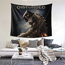 XCNGG Disturbed Tapestry Tapestry Bedroom Tapestry