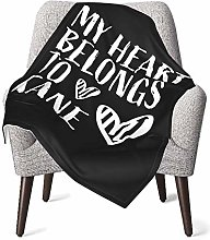 XCNGG Kane Brown Baby Blankets with Cute Patterns,