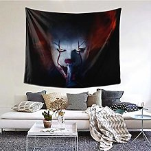 XCNGG Pennywise Tapestry Tapestry Bedroom Tapestry