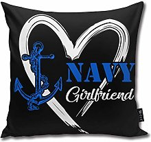XCNGG Proud Girlfriend US Navy Household Sofa Car