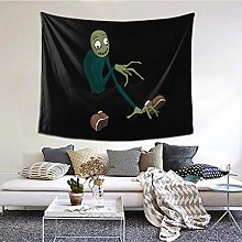 XCNGG Salad Fingers Tapestry Tapestry Bedroom