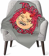 XCNGG Trippie Redd Baby Blankets with Cute