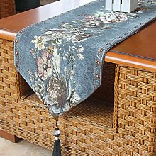 XCSLH Table Runners,Chinese Style Jacquard