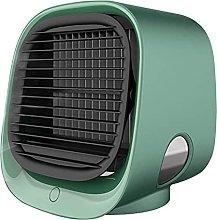 XCTLZG Air Cooler Fan Mini Desktop Air Conditioner