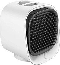 XCTLZG Mini Air Conditioner Fan USB Rechargeable