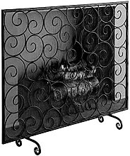 XCTLZG Solidly Built Fire Screen for Fire Pit,