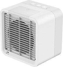 XCTLZG USB Mini Desktop Air Conditioner Fan USB