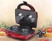 XCXDX Mini Waffle Bowl Maker 650W Electric