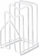 XCY Kitchenware Rack Pot Lid Storage Holder Rack