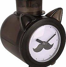 XCY Led Desk Lamp Cat Alarm Humidifier, USB Spray