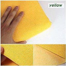 XCYYBB Linen Fabric,Natural Canvas,Natural Linen