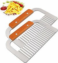 XDLUK Potato Cutter,Stainless Steel Vegetable