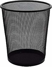 XDYNJYNL Shatter-Resistant 10L Black Reticulated