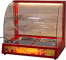 XEMQENER Food Warmer Countertop Commercial Pizza