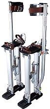 XER Adjustable Aluminium Drywall Stilts Decorators