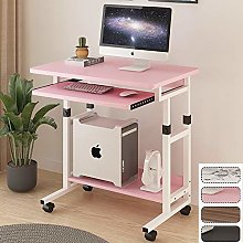 XFXDBT Computer Desk With Keyboard Tray,Removable