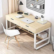 XFXDBT Office Computer Desk With Drawers,Sturdy
