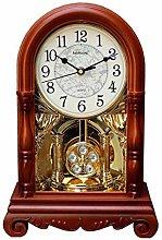 XGFSFL Desk clock, grandfather clock mantel clock