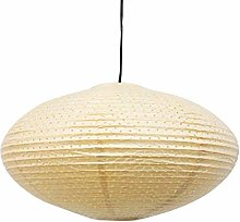 XGYUII Simple Style Oval Creative Hollow Lampshade