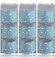 XGzhsa Wall Hanging Storage Bag, Hanging Storage