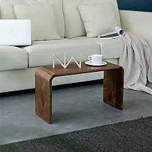 XHCP Bedside Table Black walnut Retro Color Couch