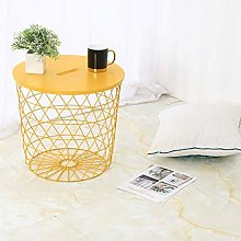 XHCP Small Accent Table for Bedroom Coffee Table