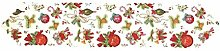 XHCP Table Runner Christmas Embroidered Table