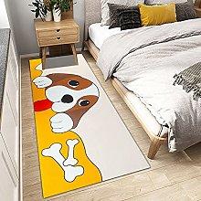 XHDM Kitchen Runner,Soft Area Rugs Cute Dog Animal