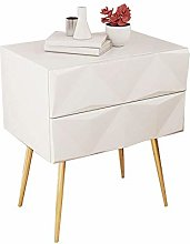 XHF Bedside Table Simple Modern Small Side Cabinet