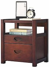 XHF Bedside Table, Small Storage Cabinet Bedroom