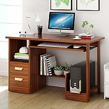 XHF Computer Desk with Drawers,Home Office