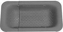 XHF Cutlery Rack,Pp Adjustable Dish Drainer