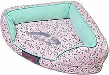 XHF Pet House Kennel Mat Washable Small Dog Medium