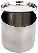 XHF Spice Jars,Lid Spice Jar Magnetic Stainless